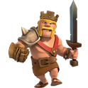 Clash of Clans | Troop | Barbarian King